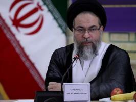 حجت الاسلام والمسلمین مدنی مدیر جامعه الزهرا قم