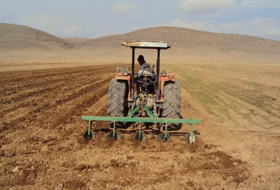 تامین سوخت  ۲۵۰۰ دستگاه ماشینآلات کشاورزی شیروان در کشت پاییزه