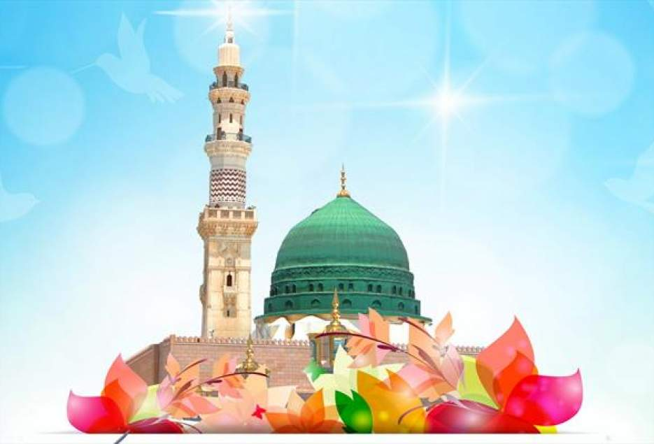 Image result for ‫نبی مکرم اسلام‬‎